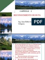 Cap2-Reconocimiento de Ruta