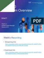Ccna 5.0 Draft Curriculum Overview 1
