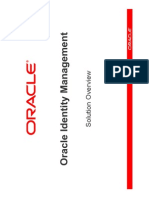Book 1 - Oracle IdM Solution Overview