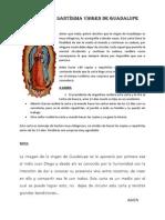 CARTA A LA SANTÍSIMA VIRGEN DE GUADALUPE