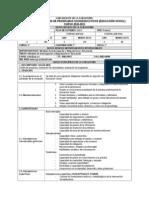 Diseño y evaluación de programas socioeducativos (144 11 25)