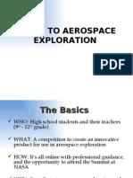 Aerospace Exploration
