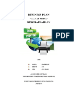Business Plan Digital Printing