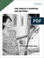 Preventing Miscarraiges