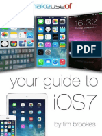 iOS7 - MakeUseOf.com