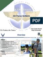 Uniform Brief