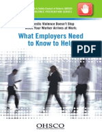 Employers Booklet