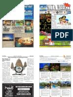 "Kuta Weekly-Edition 368 ""Bali's Premier Weekly Newspaper"""
