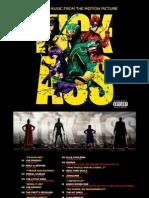 Digital Booklet - Kick Ass