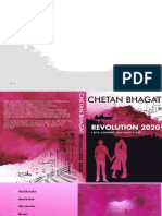 Revolution 2020 Chetan Bhagat Pdf English