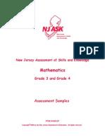 NJ06 Math Sample