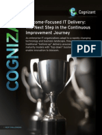Outcome-Focused IT Delivery