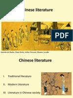 Chinese Literature V2
