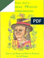 158782238 Papa Jim s Herbal Magic Workbook