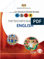 English Teachers Guide Book Year 4 KSSR
