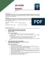 Adnan Nawaz CV