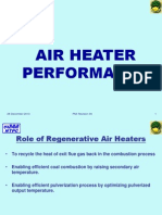 Air Heater Performance