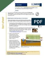 Furrow Irrigation Duration