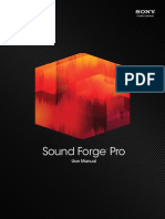 Soundforgepro11 Manual Enu