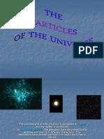 Partículas, Física
