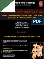 Perkutana Vertebroplastika