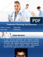 Treatment Planning and Seminar