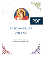 Orthodox Christians On Virtue