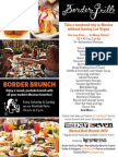 Bglv Border Brunch Flyer