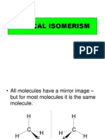 13.4 Optical Isomerism