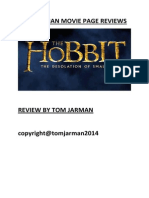 The Hobbit the Desolation of Smaug Review