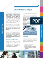 Master Finance Islamique