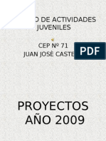 CAJ PRESENTACION Castelli