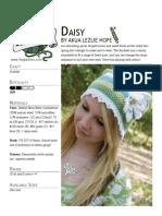Daisy crochet