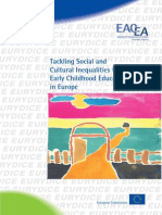Tackling Social and Cultural Inequalities in Europe