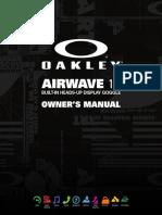 Oakley Airwave 1.5 Manual