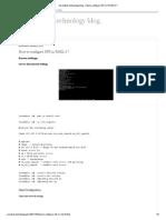 How to Configure NFS in RHEL 6
