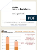 Índice Legislativo 2013 (20.12.2013) FINAL