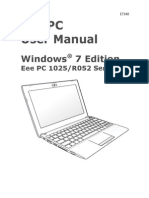 E-Manual of Eee PC