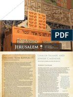 Jerusalem Calendar 2014 (A4)