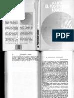 OTTO NEURATH -Proposiciones Protocolares