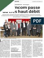 Comcom Châteaux - DNA 20 déc 2013