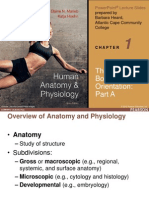 Ch 01 Lecture Presentation a(1) Anatomy and Physiology