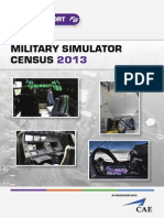 Military Simulator Census 2013