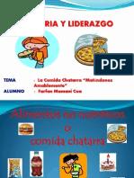 SUSTENTACION Comida Chatarra Presentacion