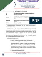 Informe 16 Motos Xtz