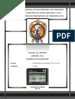 manual de pavimentos diseño