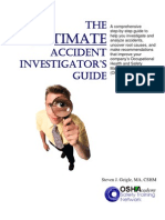 Investigations Guidelines