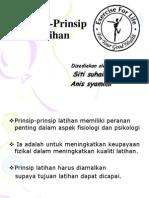 M16 Prinsip Prinsip Latihan T2