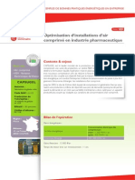 40optimisation Installation Air Comprime Industrie Pharmaceutique