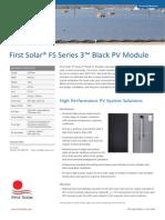 01_First Solar Datasheet_Annexure A1